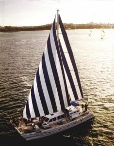 Pride of Auckland vessel